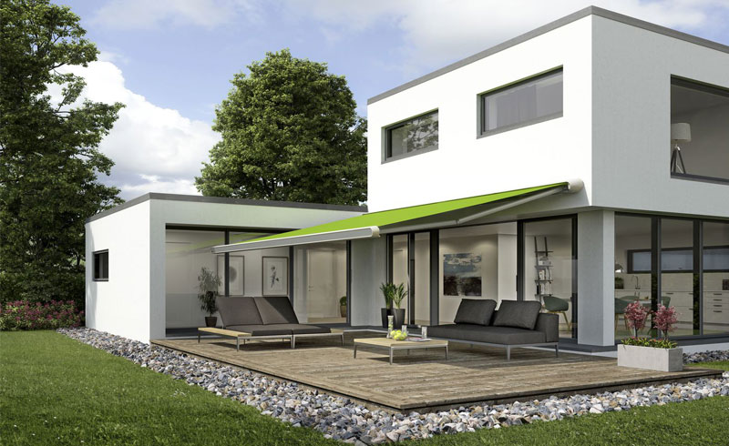 Stylish Awnings and Dutch Canopies Supplier in Lurgan, Northern Ireland - Apex Blinds