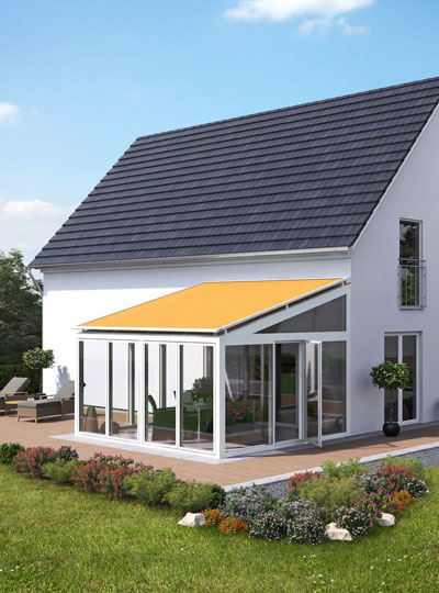 Awnings and Dutch Canopies Supplier in Lurgan, Northern Ireland - Apex Blinds