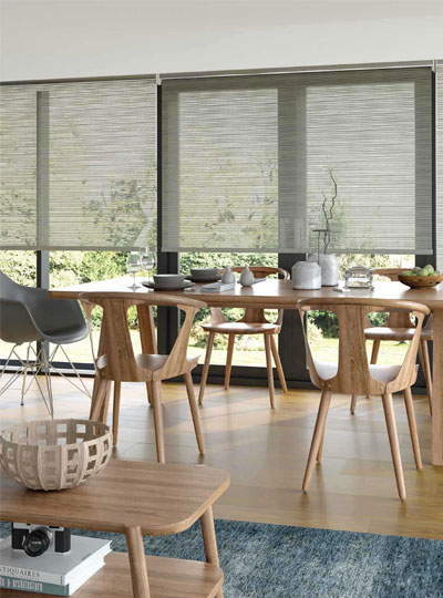 Stylish Reliable Motorised Blinds Supplier in Lurgan, Northern Ireland - Apex Blinds