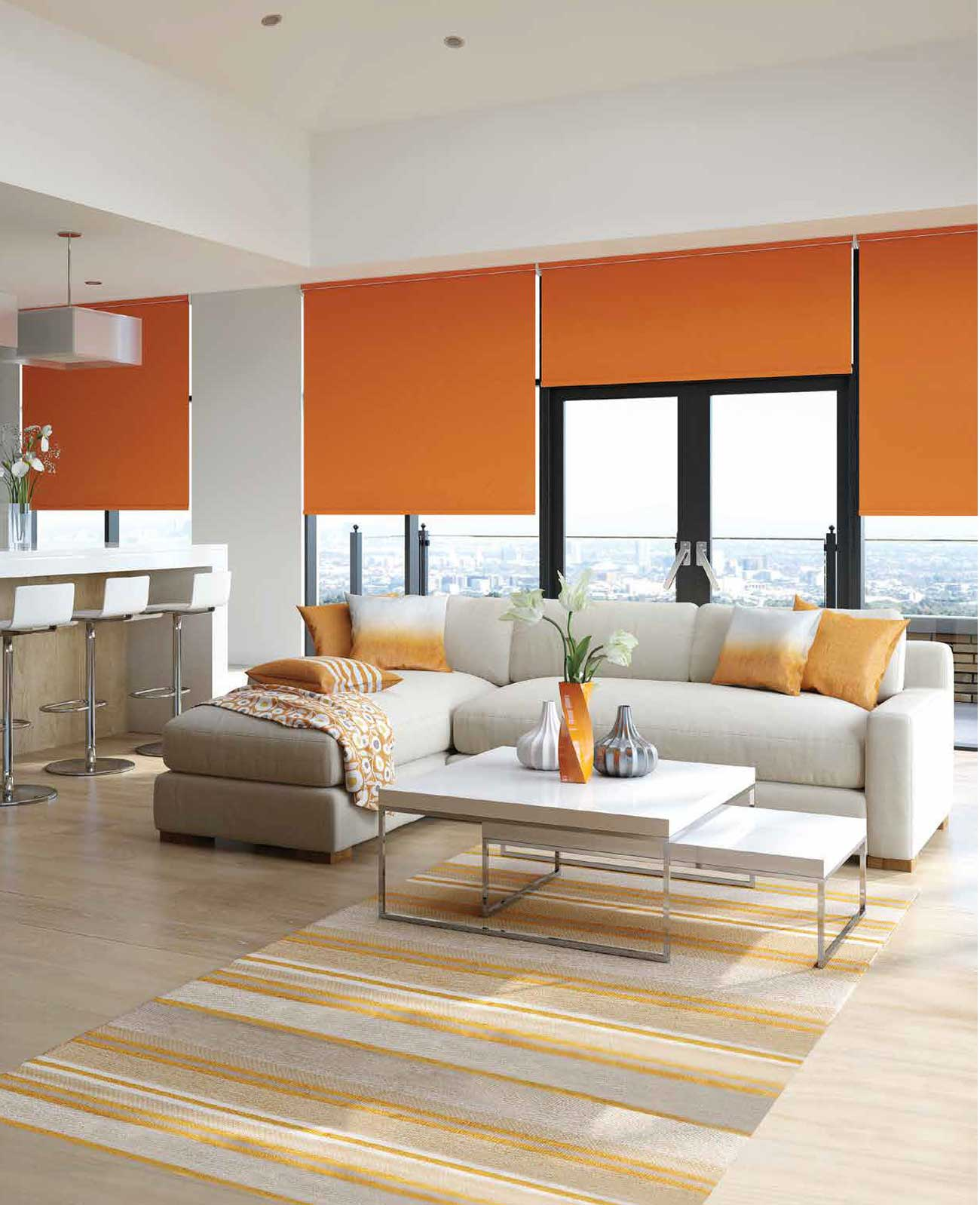 High Quality Motorised Blinds Supplier in Lurgan, Northern Ireland - Apex Blinds