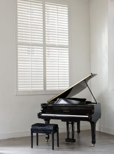 High Quality, Stylish Shutters in Lurgan, Northern Ireland - Apex Blinds