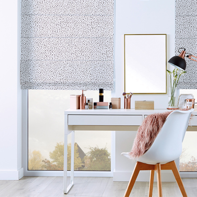 High Quality Roman Blinds Suppliers in Lurgan, Northern Ireland - Apex Blinds