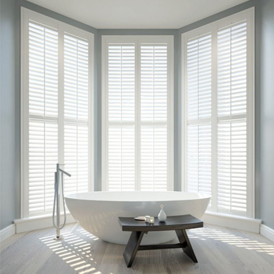 Stylish Shutter Blinds Services in Lurgan, Northern Ireland - Apex Blinds