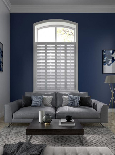 Stylish Shutter Supplier in Lurgan, Northern Ireland - Apex Blinds